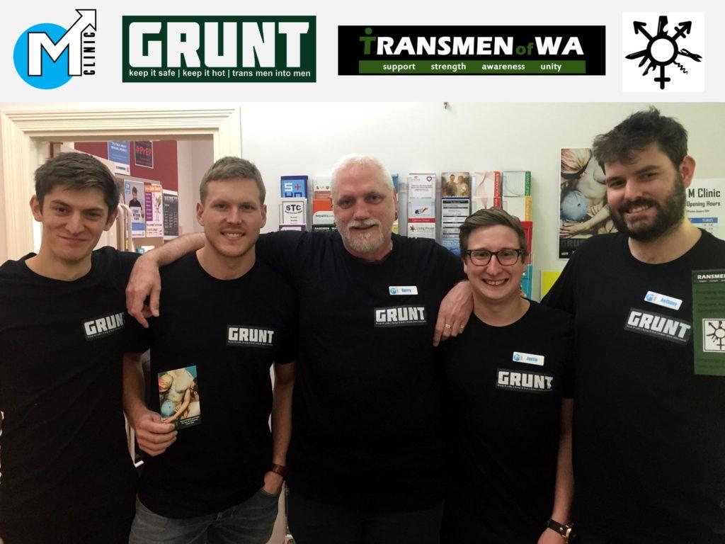 GRUNT M Clinic